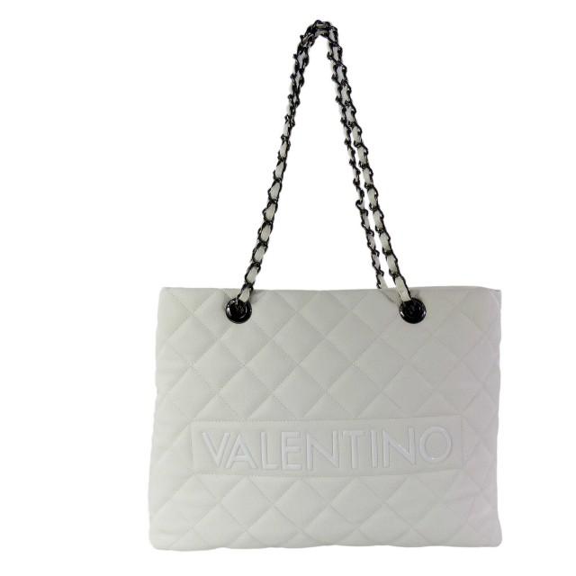 VALENTINO BAGS Licia Shopper Weiß